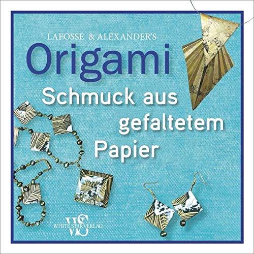Origami: Schmuck aus gefaltetem Papier