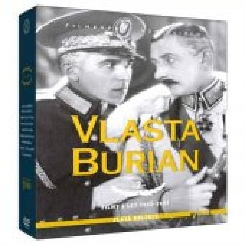 DVD FILMY - Vlasta Burian 2: Lelicek ve sluzbach Sherlocka Holmesa, Dvanact kresel