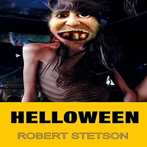 Helloween audiobook cover art