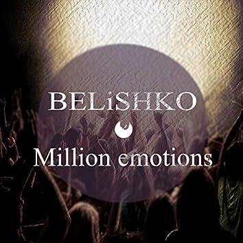 Million Emotions - Single