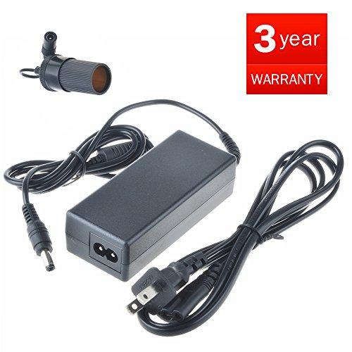 sllea AC/DC adaptador para Wagan el6224enfriador calentador 24L capacidad eléctricos Coolbox 12V nevera portátil Cable de...