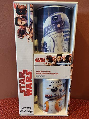 Star Wars 2 Mug Gift Set Episode 8