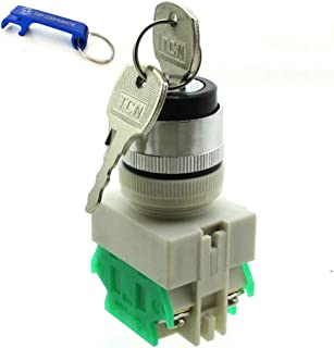 TC-Motor 3 Position Speed Control Key Switch With Two Keys For Taotao Electric ATVs E1-350 E2-350 E1-500 E2-500