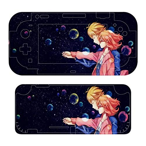 Switch Skin Sticker - Bey-ond The Boun-Dary Skins for Nintendo Switch Controller - Fun Funny Anime Fashion Cool Switch Game Skins for Switch and Switch lite