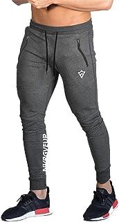 [Manatsulife] トレーニング ジョガーパンツ スポーツ ランニング フィットネス アクティブ アウトドアK-25