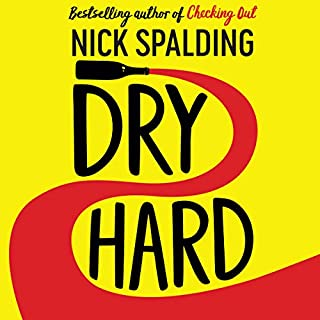 Dry Hard audiobook cover art