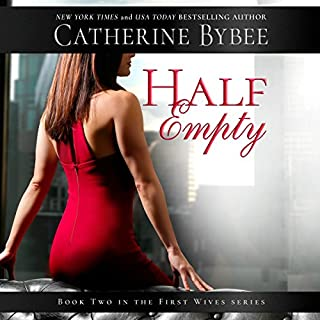 Half Empty audiobook cover art