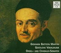 Martini:Orgel & Cembalo Sonate