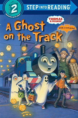 A Ghost on the Track (Thomas & Friends) (Step into Reading)の詳細を見る
