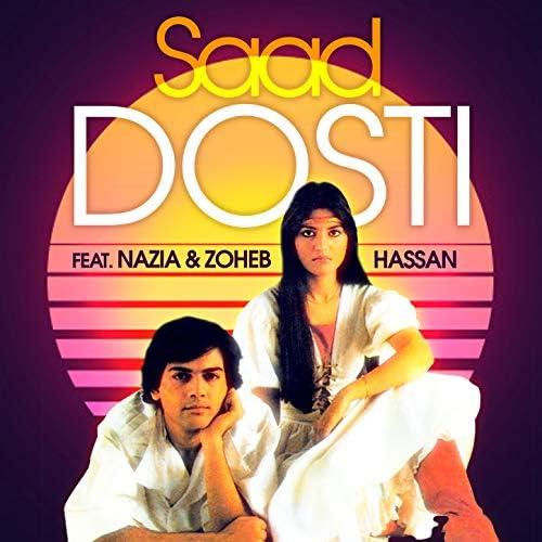 Saad feat. Nazia Hassan & Zoheb Hassan