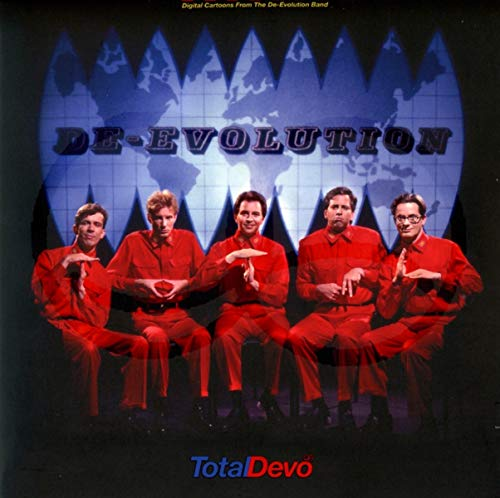 Total Devo (2 CD)