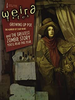 Weird Tales #354 (Special Edgar Allan Poe Issue) (English