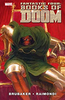 Fantastic Four  Books of Doom