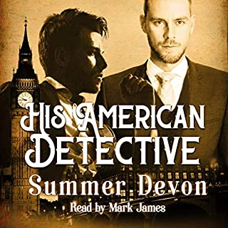 His American Detective cover art