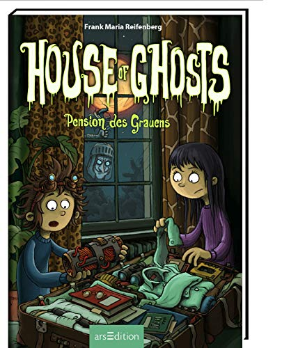House of Ghosts - Pension des Grauens (House of Ghosts 3)