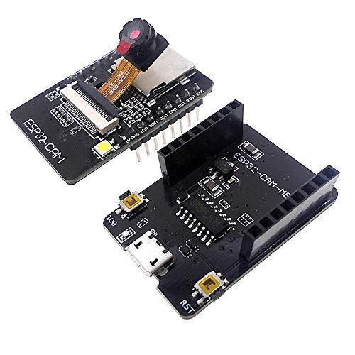 Huante ESP32-CAM-MB WiFi módulo de cámara OV2640 interfaz -USB CH340G USB a puerto sério
