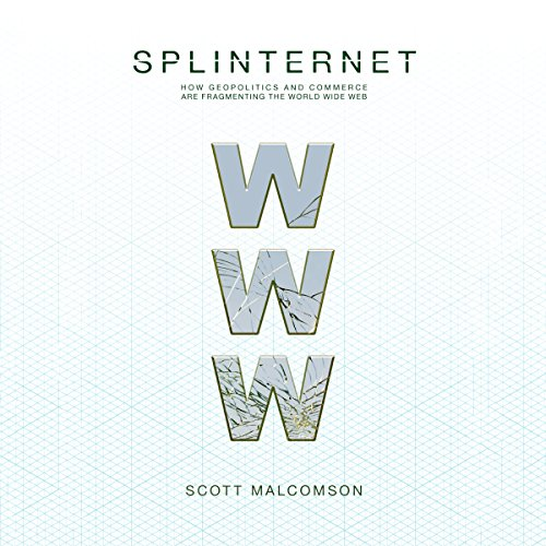 Splinternet audiobook cover art
