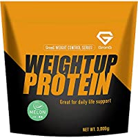 GronG(グロング) ホエイプロテイン100 ウェイトアップ メロン風味 3kg