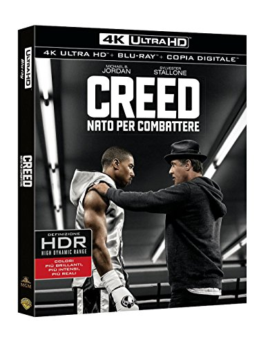Creed + La rage au ventre [Francia] [DVD]: Amazon.es: Michael B ...