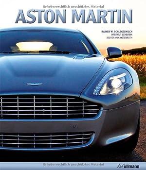 Hardcover Aston Martin [German] Book