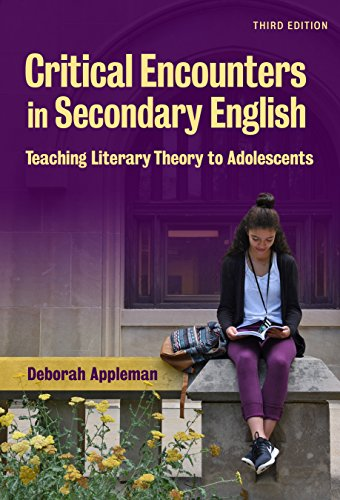 Compare Textbook Prices for Critical Encounters in Secondary English: Teaching Literary Theory to Adolescents Language & Literacy 3 Edition ISBN 9780807756232 by Appleman, Deborah