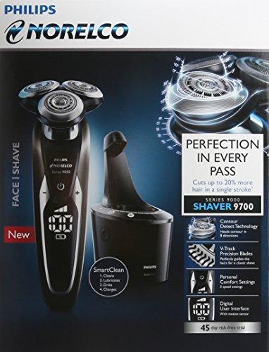 Norelco Electric Shaver 9700
