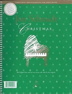 Jon Schmidt: Christmas - Piano Solo