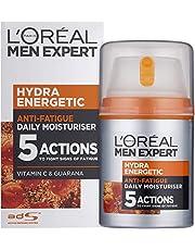 Loreal Men Expert Hydra Energetic Anti Vermoeidheid Creme, 50 ml