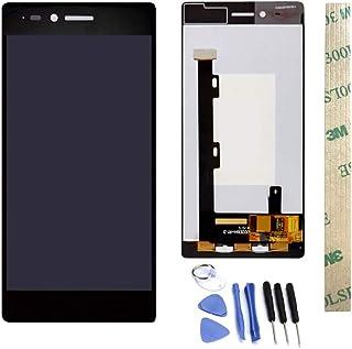 مجموعة أدوات بديلة لمحول رقمي شاشة عرض LCD تعمل باللمس من د. تشنز مع أدوات مجانية لـ Lenovo Vibe Shot Z90 Z90a40 Z90-7 Z90...