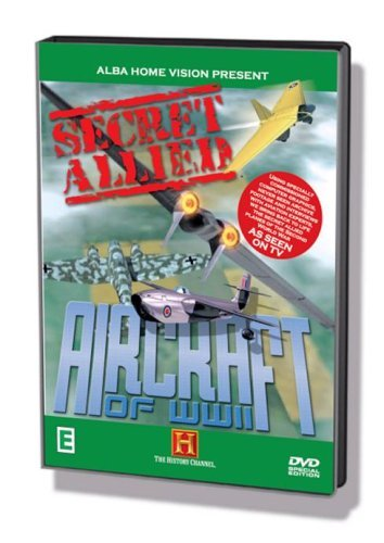 Secret Allied Aircraft Of Wwii [DVD]