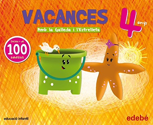 PACK VACANCES 4 ANYS - 9788468311173