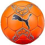 Puma 82684 Ballon de Handball Mixte Adulte, Orange Pop Black White, III