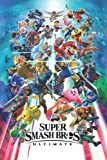 Super Smash Bros Ultimate Notebook: - 6 x 9 inches with 110 pages