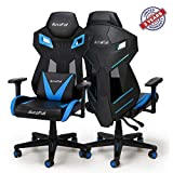 AutoFull Gaming Chair - Video Game Chairs Mesh Ergonomic High Back...