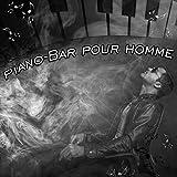 Piano-Bar pour homme - Calm instrumental piano musique de fond, Jeaux casino, Cartes,...