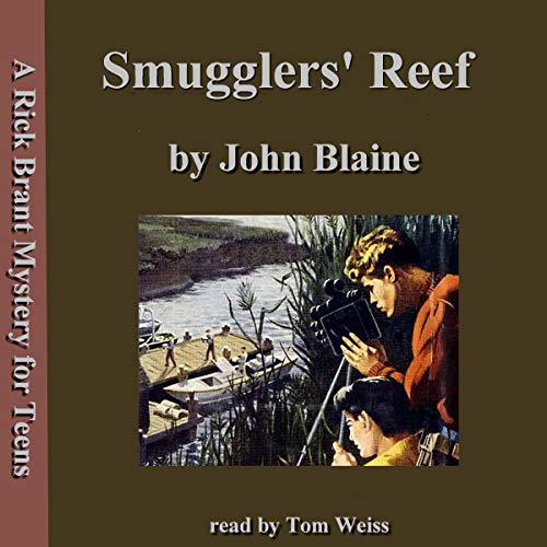 Smugglers' Reef cover art