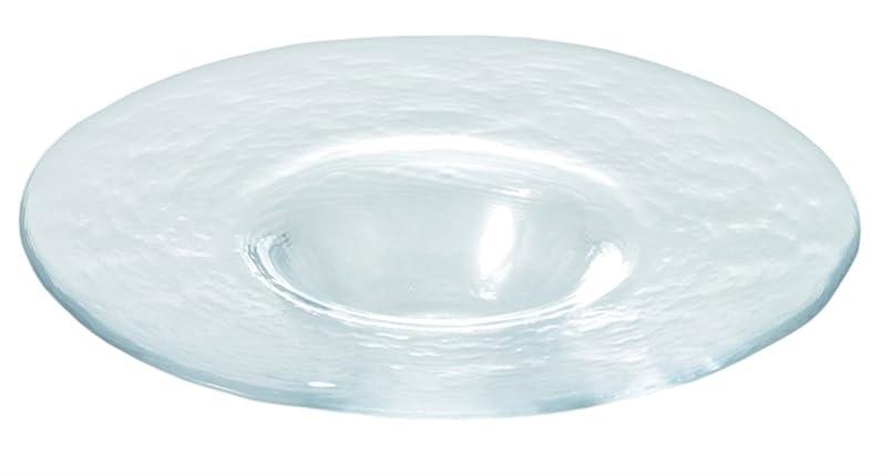 まとめる胴体防ぐ東洋佐々木ガラス 中皿 φ17.6×3.6cm オービット リム付ボール 176 日本製 46158