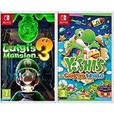 Luigi'S Mansion 3, Edición: Estándar Nintendo Switch + Yoshi's Crafted World
