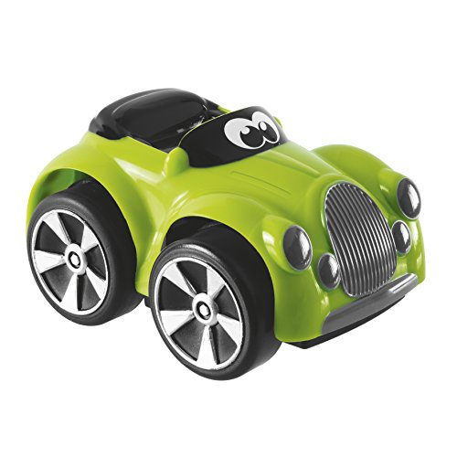 Chicco 00009361000000 Mini voitures de course turbo Touch Gerry, vert