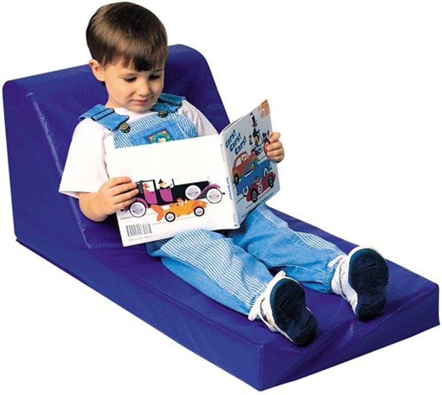 bluee colord Classroom Loungers for Kids