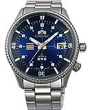 オリエント時計 腕時計 スポーティー キングマスター ブルー WV0031AA シルバー
