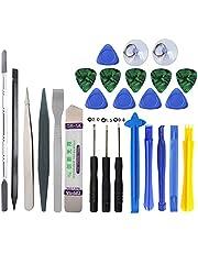 専門携帯修理ツール スマホ分解 開腹 修理 交換用ツールキット 修理工具詰め合わせ 26セット