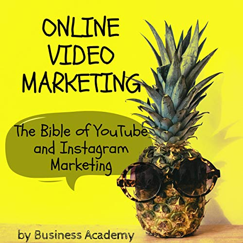 Online Video Marketing 2020 cover art