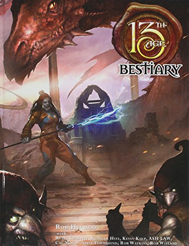 13th Age Bestiary