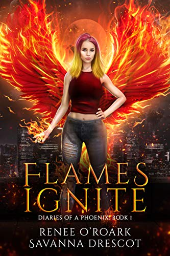 Flames Ignite: Diaries of a Phoenix (English Edition)