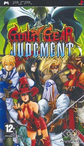 Guilty Gear Judement