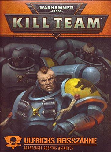 Kill Team Ulfrichs Reisszähne (DE) Games Workshop, Space Wolves, Space Marine, 40K, Warhammer 40,000