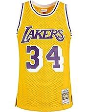 Mitchell & Ness Koszulka Swingman Shaquille O´Neal L.A. Lakers 96/97
