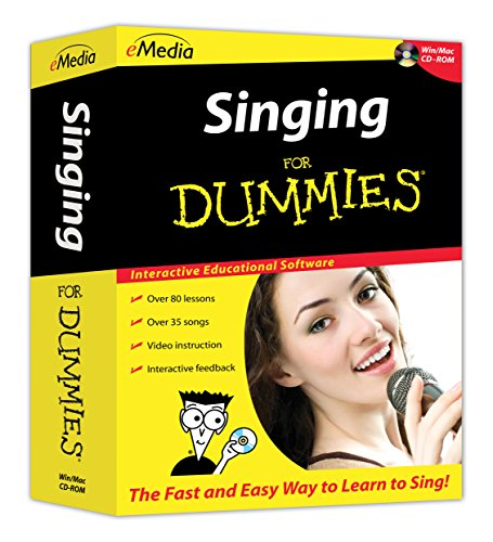 eMedia Singing For Dummies v2 - Learn at Home