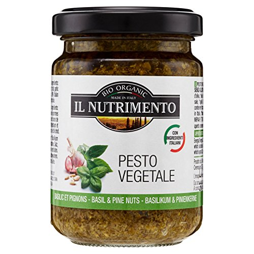 Probios Pesto vegetale BIO Senza latte Vegan Senza glutine Prontuario AIC
